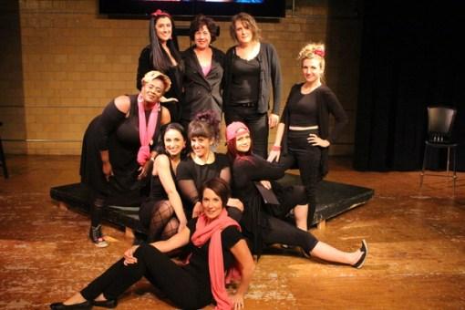 Vagina Monologues Group Photo