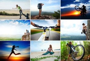 bigstock-Collage-with-sport-and-travel--16795544