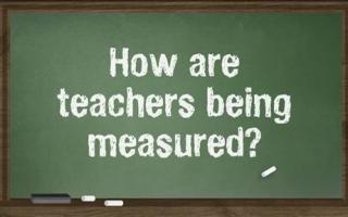 teachers measured