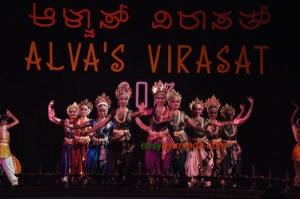 Virasat classical dance1
