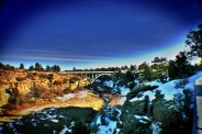 Bridge over Castlewood Canyon