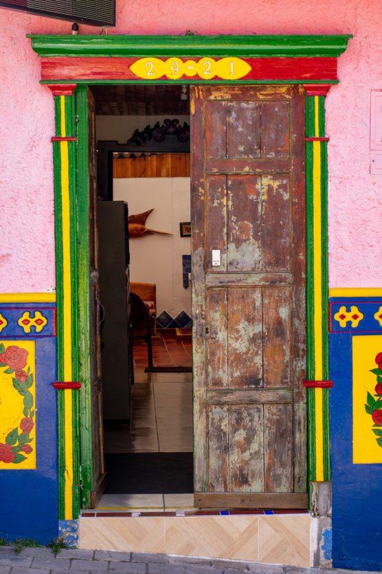 Guatape Hostels