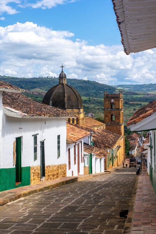 colombia backpacking