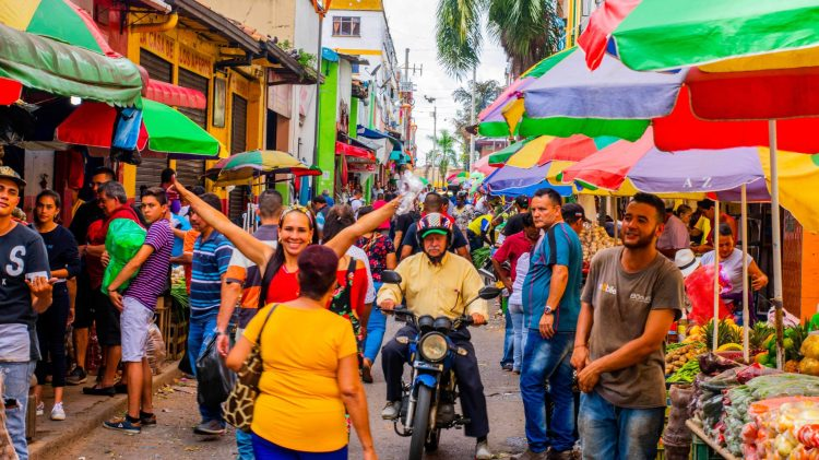 Colombian Backpacking destinations