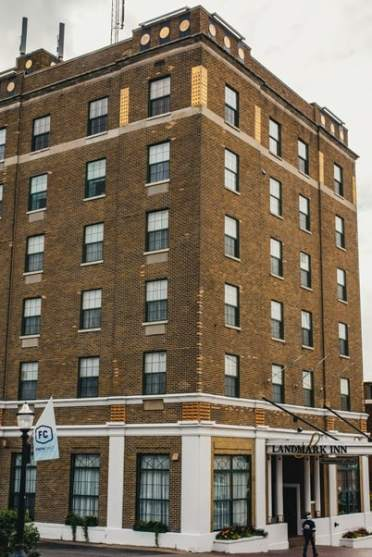 landmark inn marquette michigan