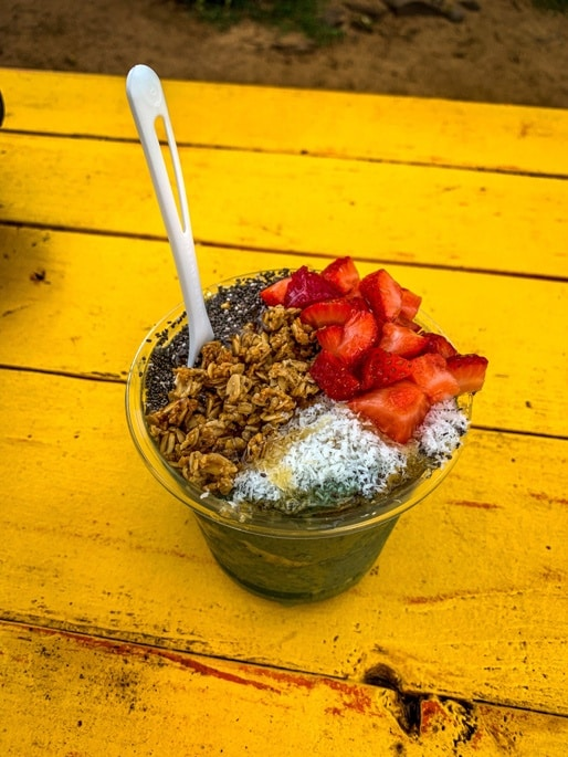 Sunset Shack Acai Bowl