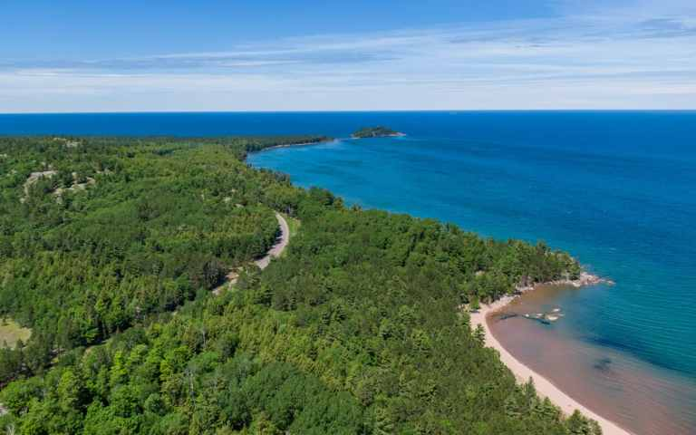 Michigan Hikes: Wetmore Landing Shoreline Trail