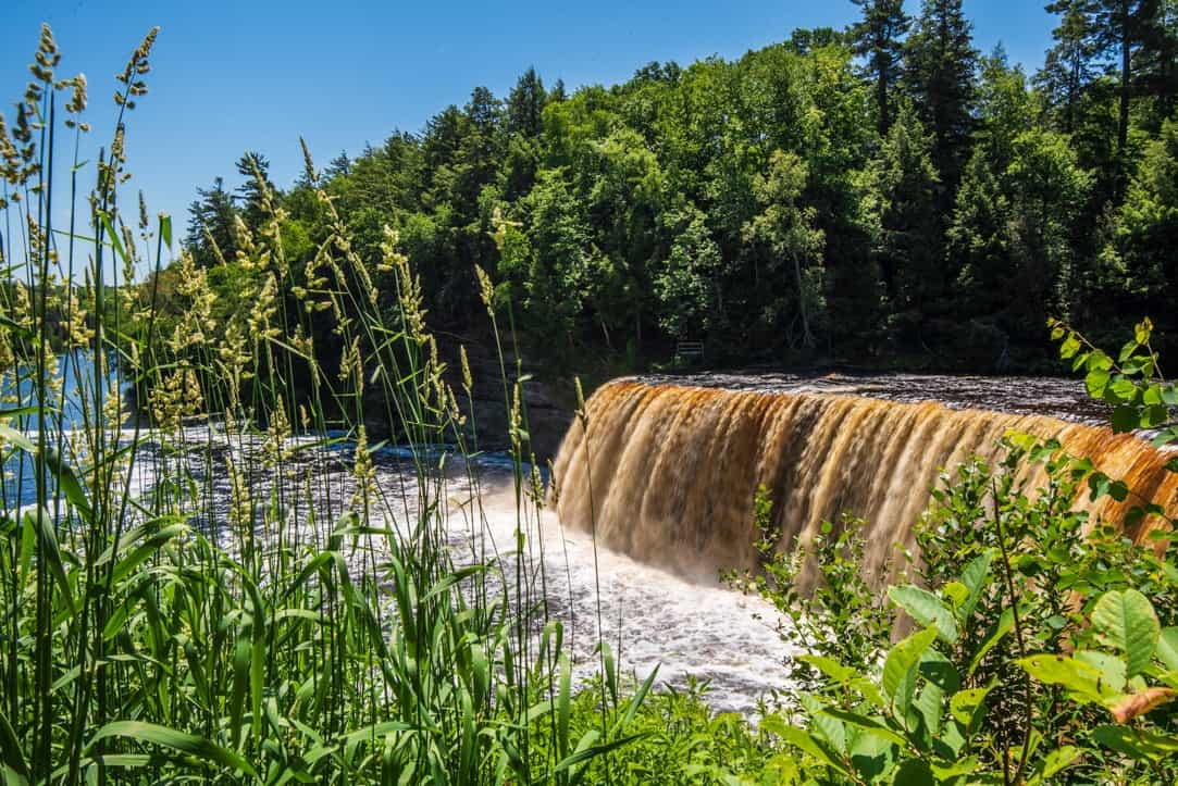 Tahquamenon Falls: Michigan's Must Visit Waterfall