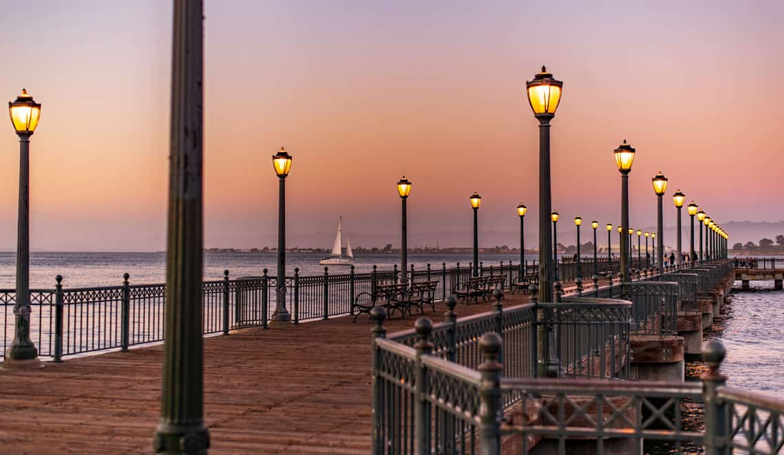 Sunsets in San Francisco: 5 of SF's BEST Spots NOW