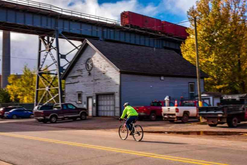 Marquette Michigan Mountain Biking