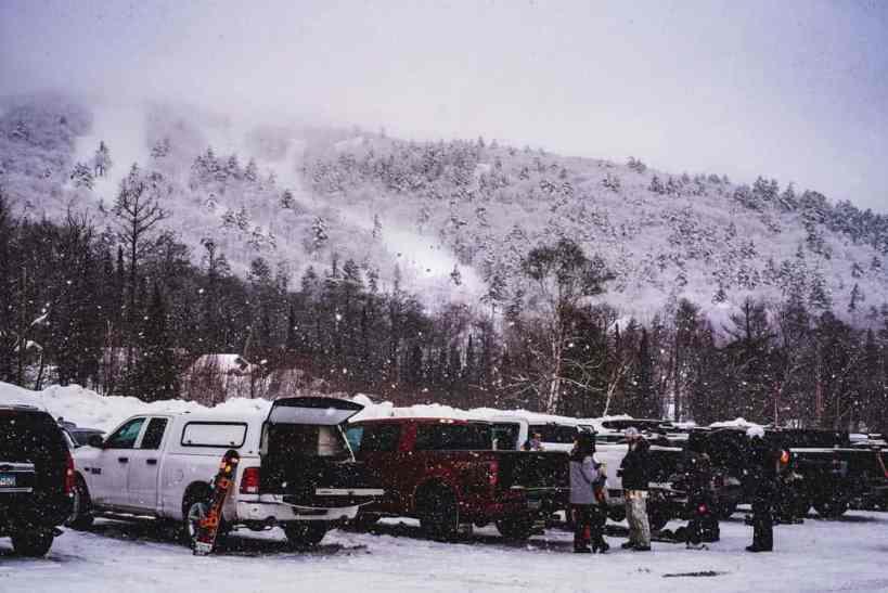 michigan snowboarding