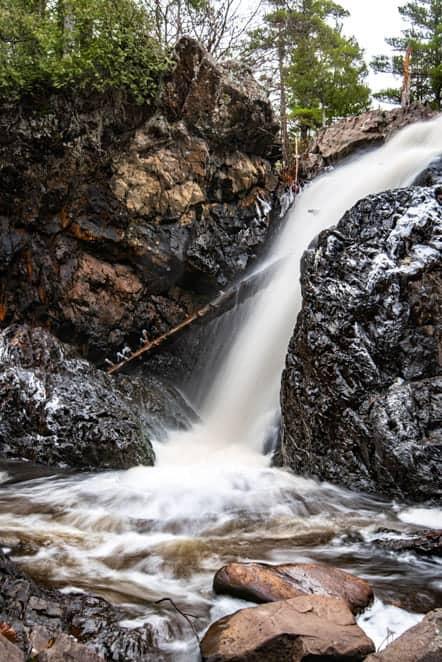 dead river falls hike