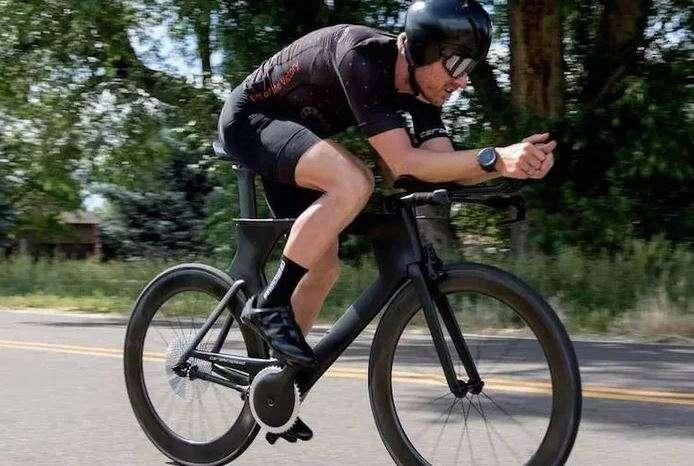 榮獲2018年歐洲腳踏車獎「無鏈條設計」。有效降低磨擦力 網友讚:不再怕落鏈