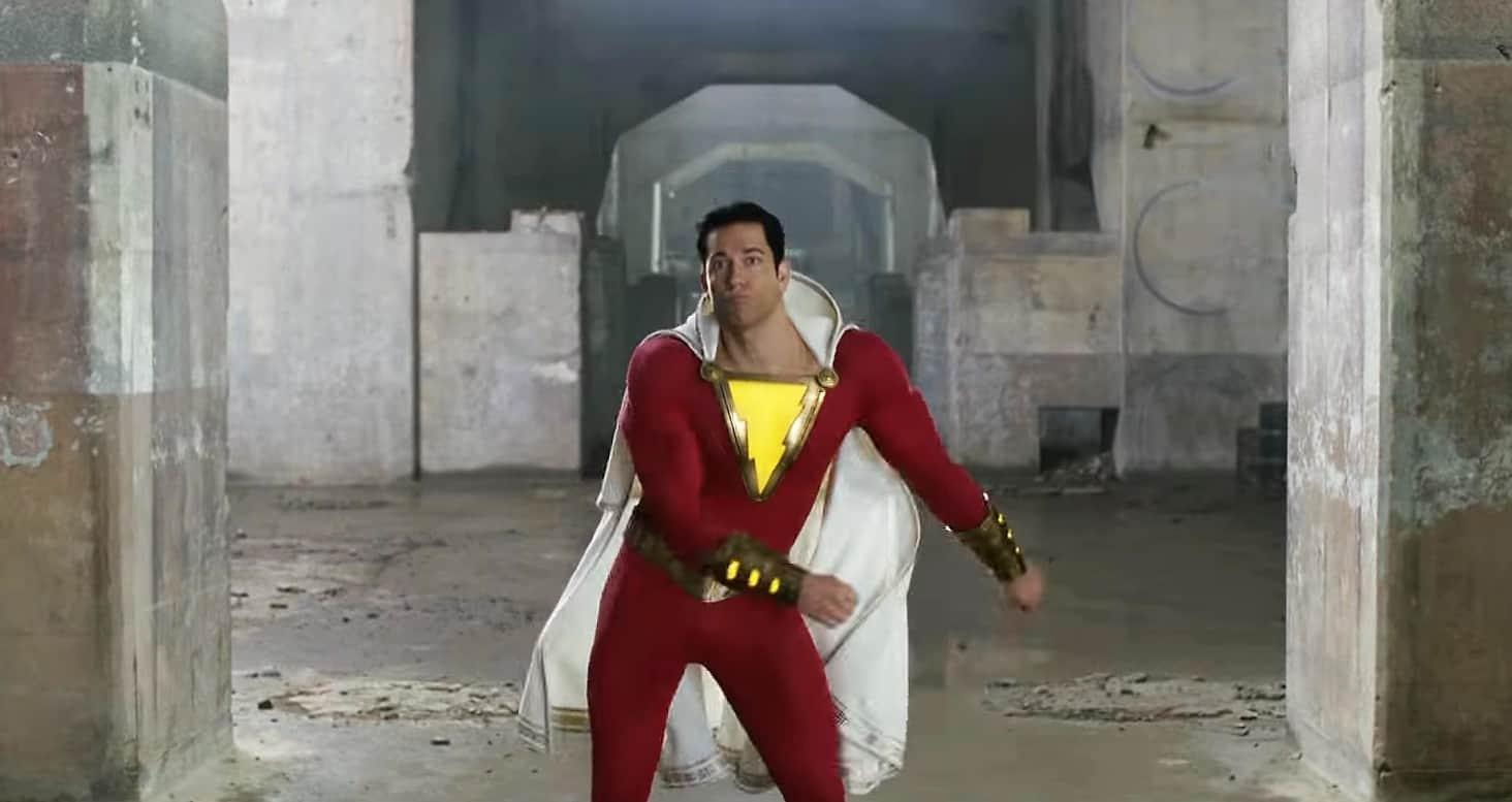 DC宇宙大爆發 《沙贊》預告片曝光「6神能力合體」網笑:最中二的超級英雄