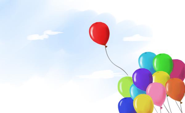 【臺中·氣球】臺中氦氣氣球 – TouPeenSeen部落格