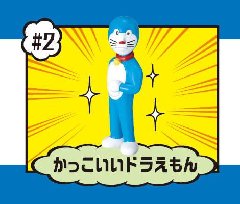 【瘋動漫】《哆啦A夢變裝食玩》看起來整個像山寨版的節奏XDD