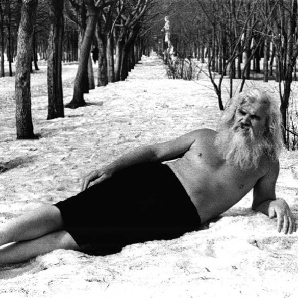 Порфирий Иванов русский йог. Ходил босиком в зимой