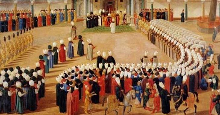 Оттоманская империя война с Российской империей