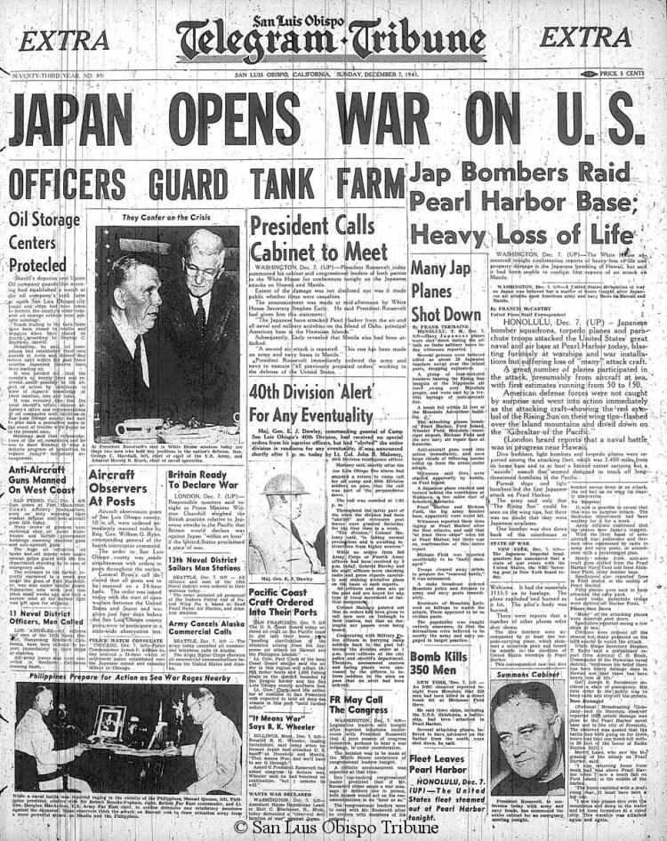 1941-12-07-Pearl-Harbor