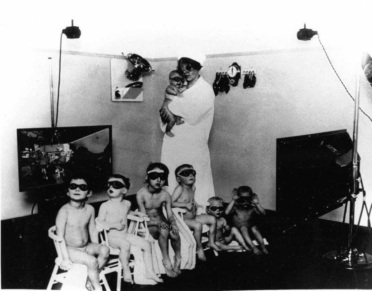 Детям Лебенсборн уделялось большое внимание здоровью