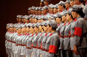 Китайская коммунистическая партия умерла надпись на камне