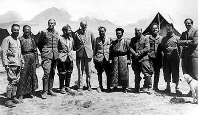 Tibet-Expedition