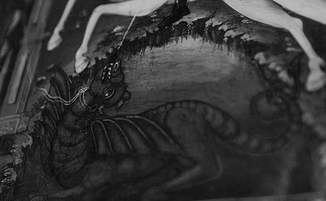 Драконы Беларусь