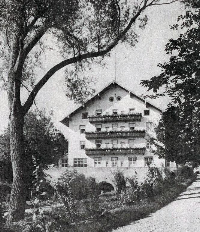 Родильный дом Лебенсборн