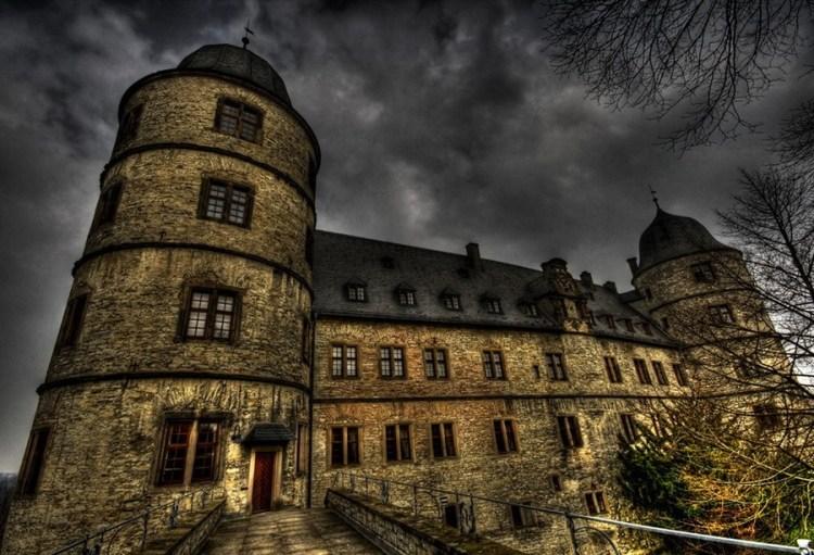 замок вевельсбург