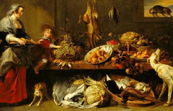 Овощи раньше были немного ядовитыми