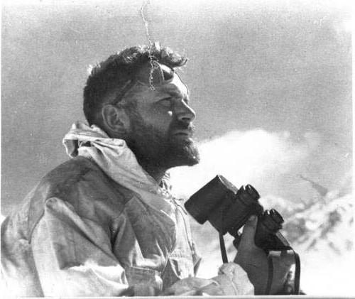 Шамбала в Тибете. Эрнст Шеффер - оберштурман СС, руководитель немецкой экспедиции в Тибет