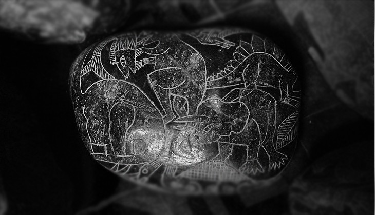 Загадки камней Ика из перу. Камни Ика