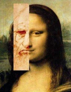 """""""Мона Лиза"""" - всемирно известное бесценное полотно гениального Леонарда да Винчи"""