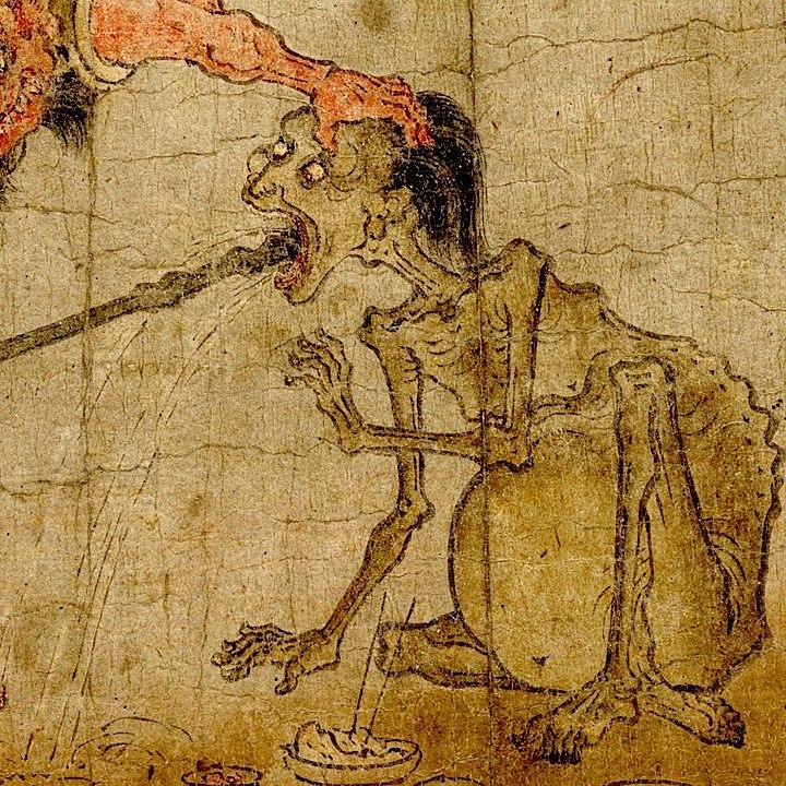 злые существа мифологии