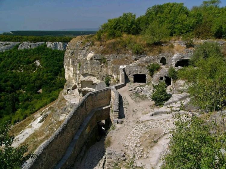 экспедиция Барченко в Крым