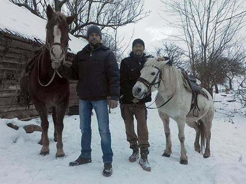 Экопоселение в Беларуси