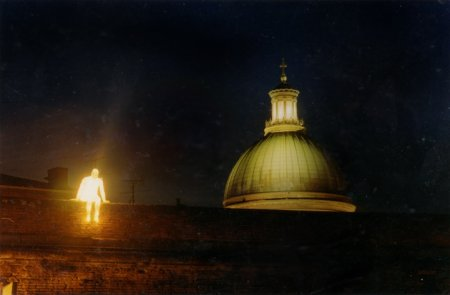 светящиеся люди