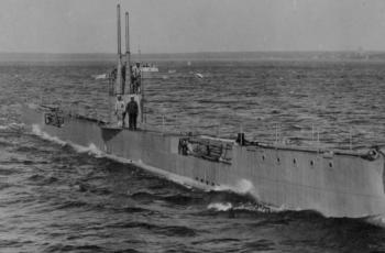немецкой подводной лодки