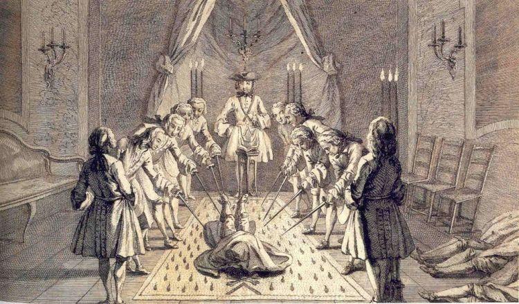 масоны и гибель титаника