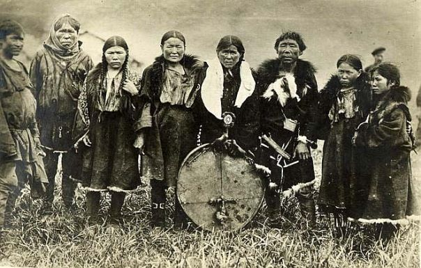 свойство грибов знали шаманы