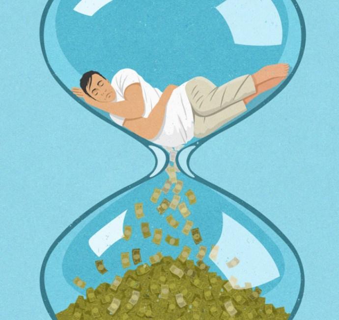 Современное рабство время которое ты тратишь на работу