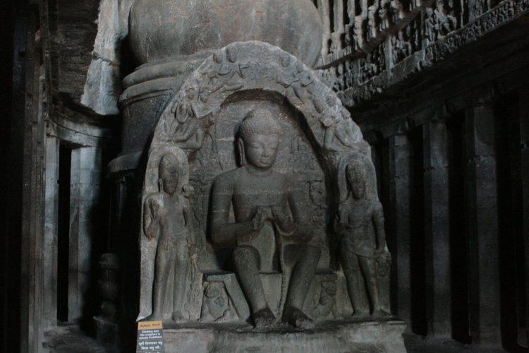 пещера дзен буддизма