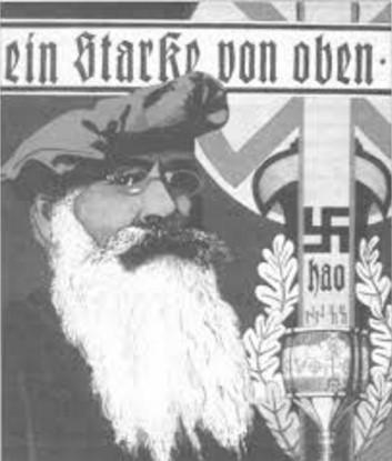 Гвидо фон Лист (нем. Guido von List; 5 октября 1848 года — 17 мая 1919 года) — австрийский поэт, рунолог и оккультист, ариософ