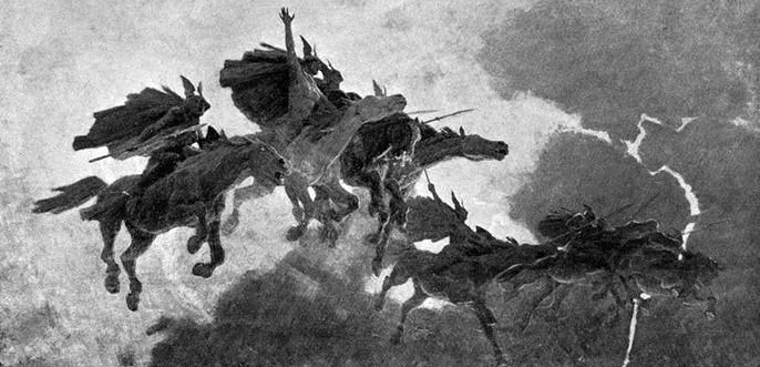 Моди скандинавская мифология