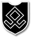Эмблема с Одал-руной
