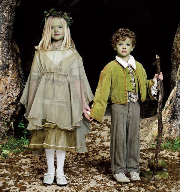 человек ниоткуда. зеленые дети из вулпита