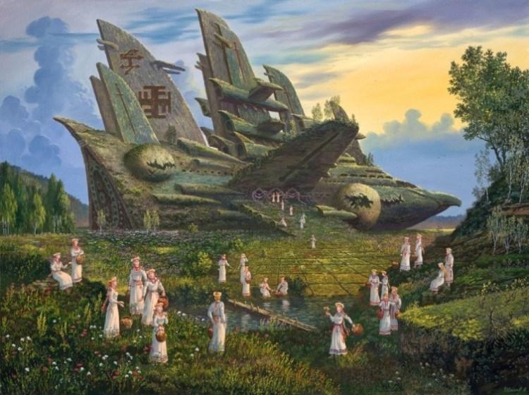 Ядерная война древних