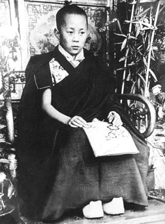 Далай ламу