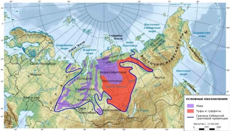 Аномалии в России. Гиблое место в Сибирь.