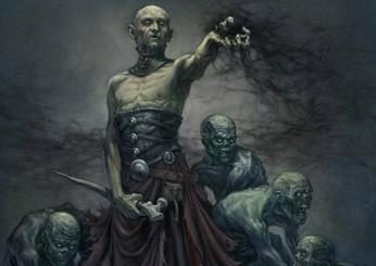 Почему кощей бессмертный. Славянское божество смерти.